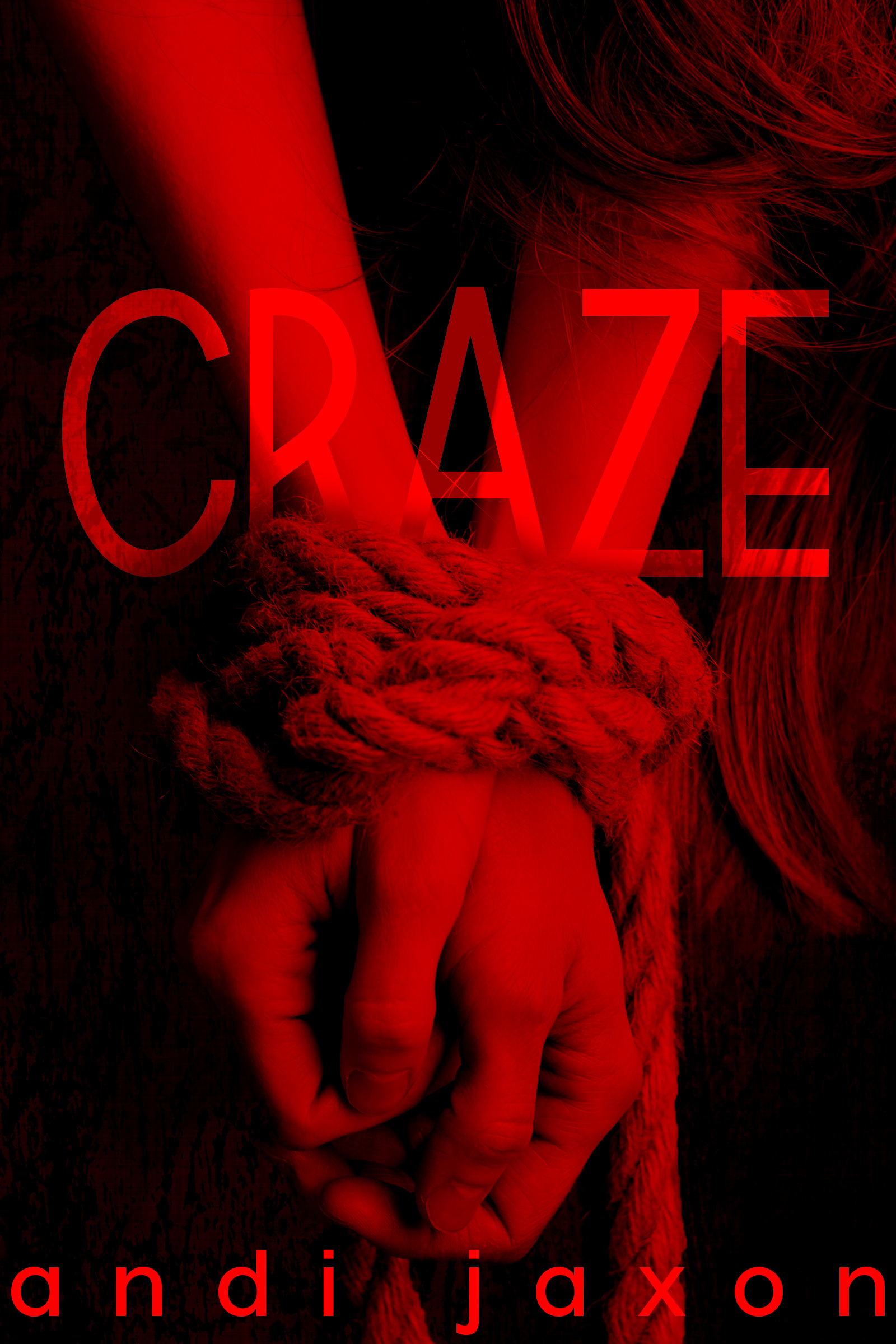 Craze Andi Jaxon NEW ECOVER