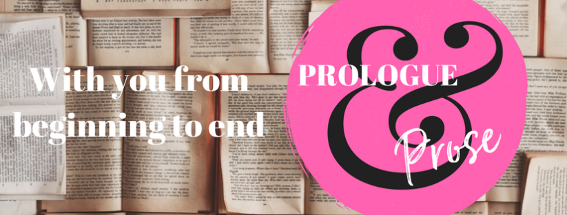 Prologue and Prose Banner